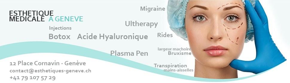 Esthetique Genève - Injections Botox et Filler par Dr Bustani, Genève