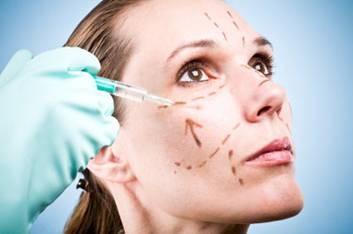 Esthetique Genève - Injections d'acide hyaluronique dans les pommettes