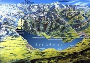 Esthétique Genève - Lac de Genève - Léman